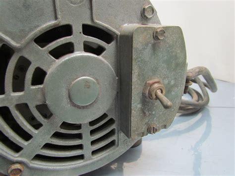doerr electric lr39793 1 2hp 1ph 115 208 230 j56z vacuum