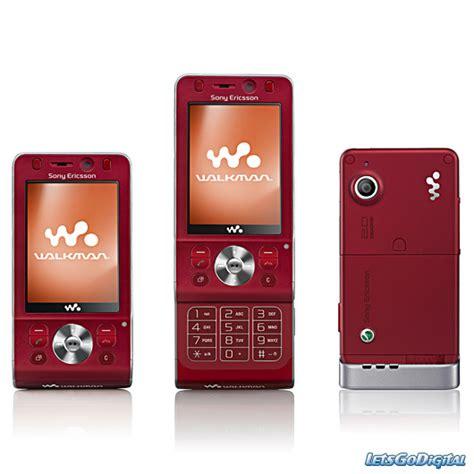 Sony Ericsson W910 sony ericsson w910i letsgodigital