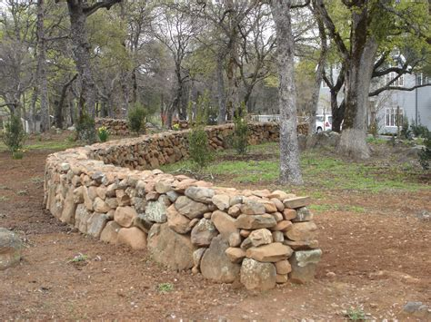 Garden Rock Wall California School Of Garden Design Thoughts And