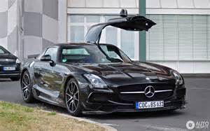 Mercedes Sls Price Mercedes Sls Amg Black Series 28 September 2016