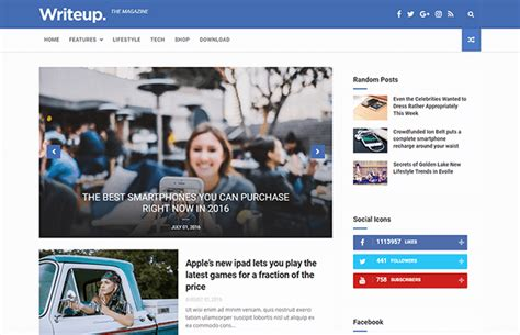download new templates for blogger writeup blogger template documentation themexpose