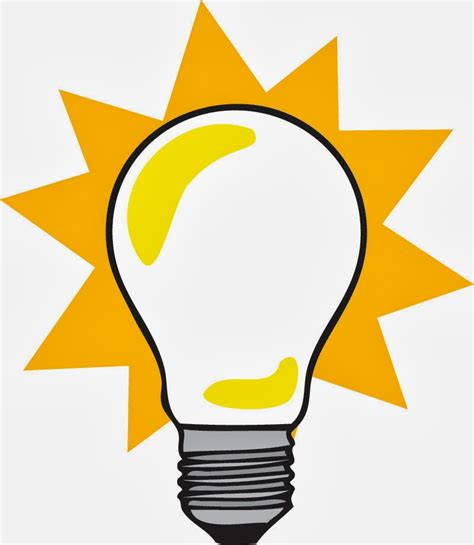 Lightbulb Template Clipart Panda Free Clipart Images Bulb Template