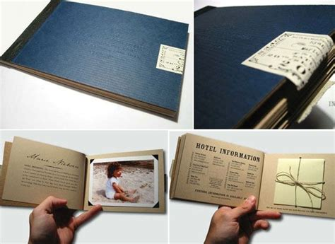 wedding booklet layout this amazing hardcover invitation booklet was created by