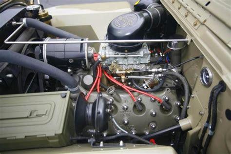 Jeep V8 Engine 1945 Willys Jeep V8 Engine 1945 Free Engine Image
