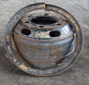 Truck Tire Split Rims Overview For Bert Scurver