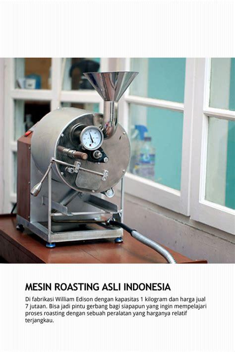 Mesin Roasting Kopi W600i mesin roasting 7 jutaan 2 cikopi