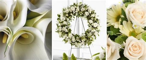 Flowers For Funeral Service by Funeral Flowers And Sympathy Flowers Wimbledon By Brian