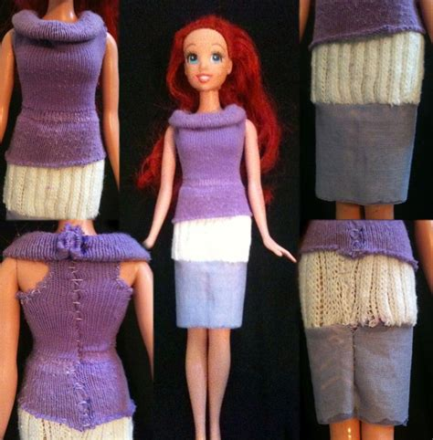 How To Make A Doll Dress Out Of Paper - toddler sock doll clothes these are the doll clothes i