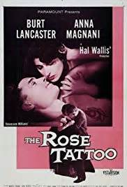 the rose tattoo play summary the 1955 imdb