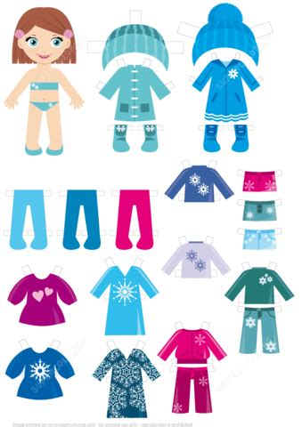 a doll s house printable version dress up clipart clipart for work