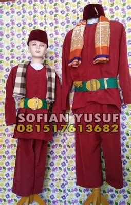 Baju Silat Pangsi distro orang betawi bekasi jual baju pangsi betawi