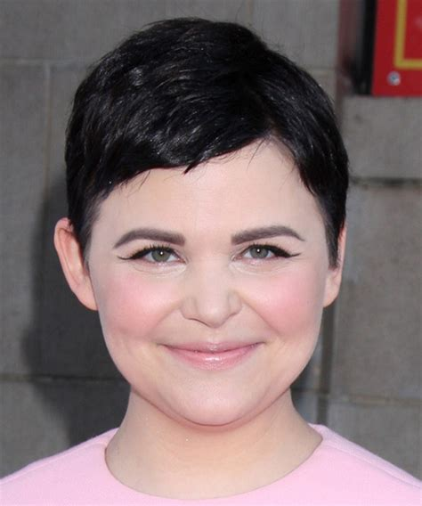 ginnifer goodwin short hair front and back views front and back view of pixie cut newhairstylesformen2014 com