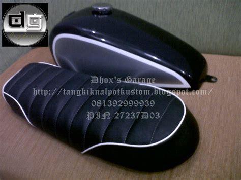 Paket Custom Japstyle Bahan Galvanis tangki knalpot kustom mei 2013