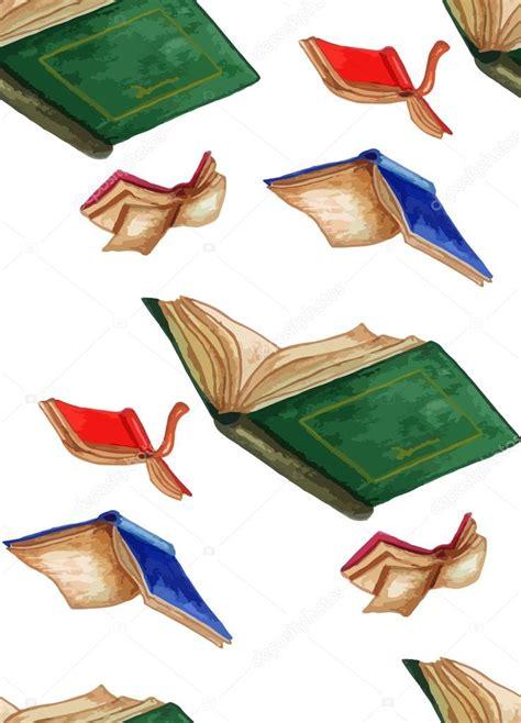flying books flying books seamless pattern stock vector 169 kois00kois