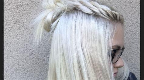trend warna rambut  panjang pendek sesuai skin tone
