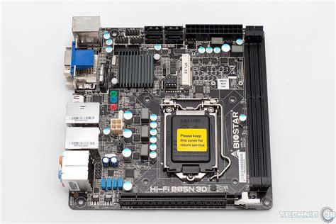 Biostar Hi Fi A85s biostar hi fi b85n 3d mainboard im test review technic3d