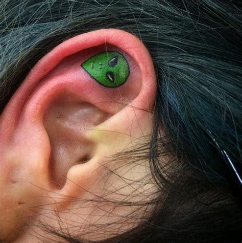 37 ear tattoos see which made our 1 tattoos beautiful
