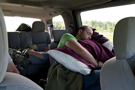 Sleeping In Your Car Illegal by Now To Sleep In Your Car In L A California