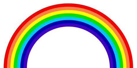 Rainbow Of rainbow png transparent background www imgkid the