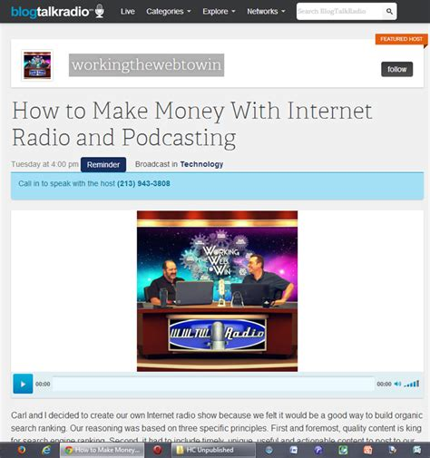 Radio Surveys For Money - make money from internet radio
