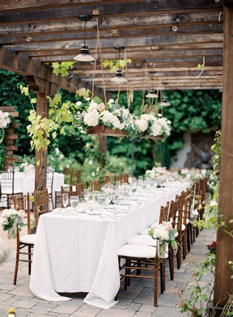Best 25  Hanging flowers wedding ideas on Pinterest