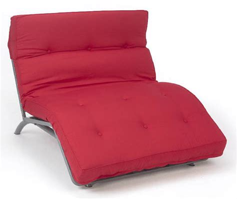 Lounge Chair Bed by Le Lounge 2 Lounger Futon Bed