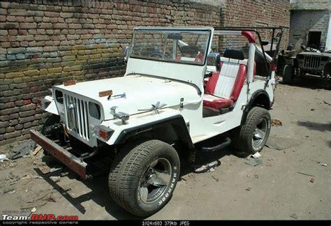 dabwali jeep dabwali jeeps team bhp