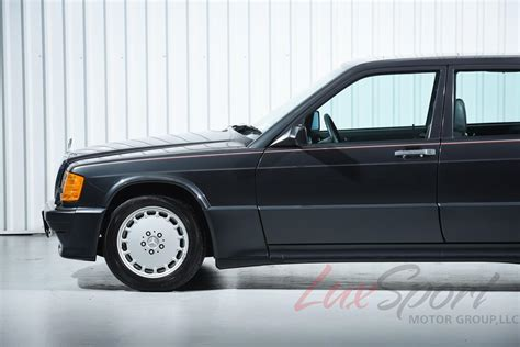 1987 Mercedes Benz 190 E 2 3 16v Stock 1987158 For Sale