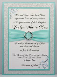 Quinceanera Sle Wording Invitation Cards Template by 1000 Images About Quinceanera Invitations On