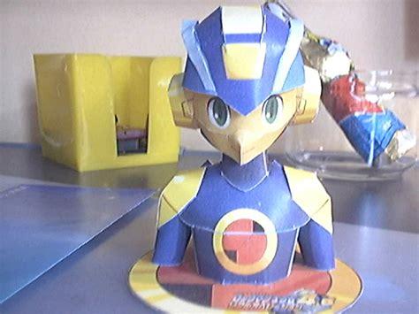 Megaman Papercraft - megaman papercraft by marlous2604 on deviantart