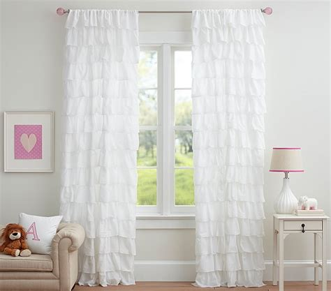 sheer curtains pottery barn pottery barn sheer white curtains curtain menzilperde net