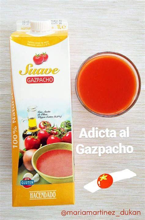 desayunos para la dieta dukan 5 ideas faciles gazpacho dieta dukan crucero martinez dieta en