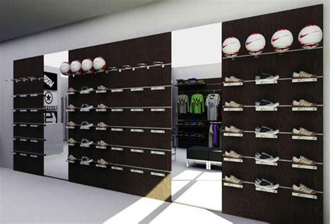 arredo negozi arredamento negozi di scarpe e calzature classiche e sportive