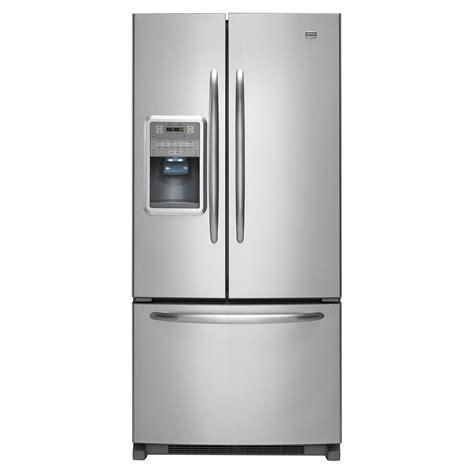 Dispenser Freezer maytag mfi2269vem 21 8 cu ft door bottom freezer refrigerator w water