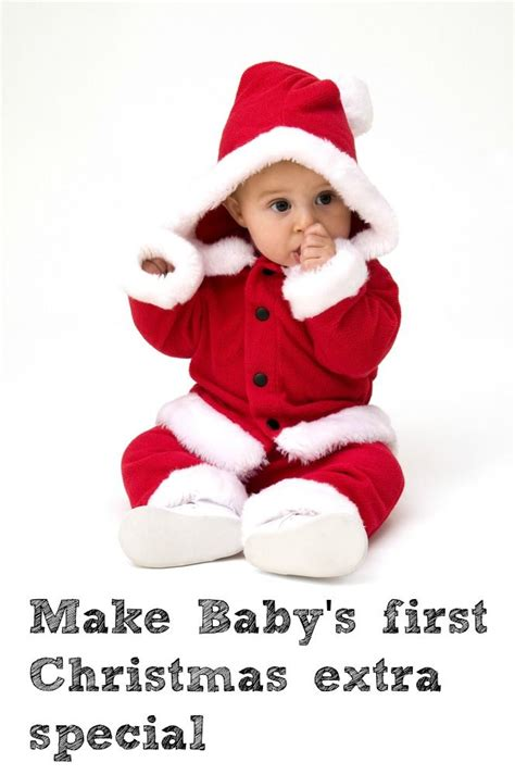 how to take baby frist christmas pictures how to make baby s special ghostwritermummy