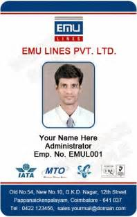 Employee Id Cards Templates by Template Galleries Employee Id Card Templates 140310