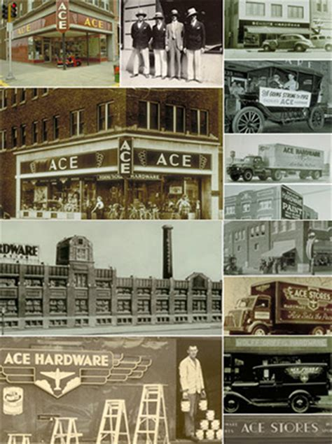 ace hardware history ace hardware international