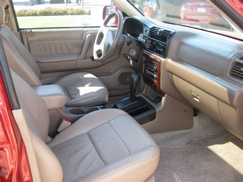 2001 Isuzu Rodeo Interior by 2001 Isuzu Rodeo Pictures Cargurus