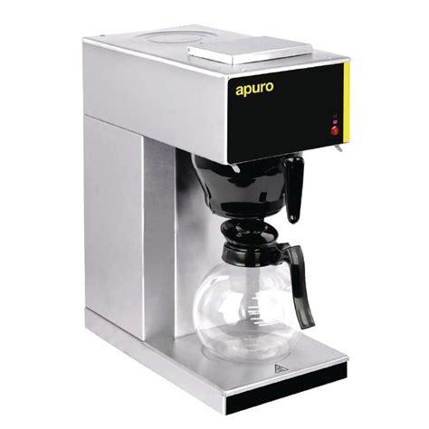 Coffee Maker Untuk Cafe apuro coffee machine espresso cappuccino maker cafe restaurant bars bistros ebay