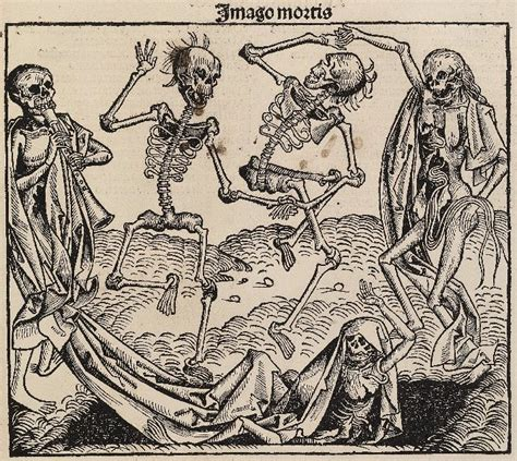 una allegra danza macabra folia