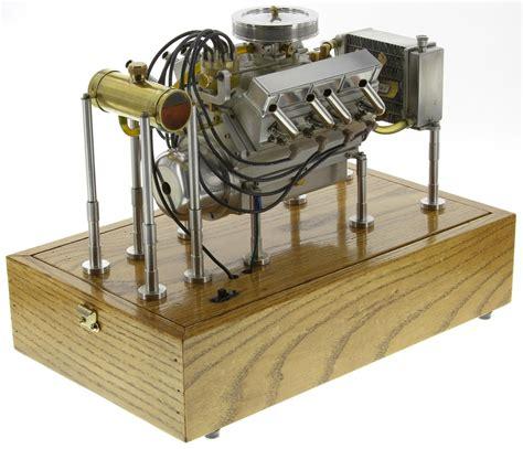 working mini v8 engine kit little demon model gas engine v8 plans only you are not