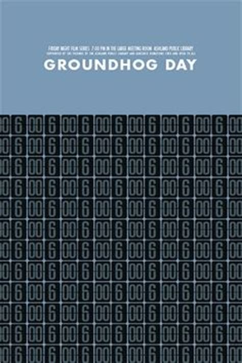 groundhog day travolta robin wright frecheville watts xavier