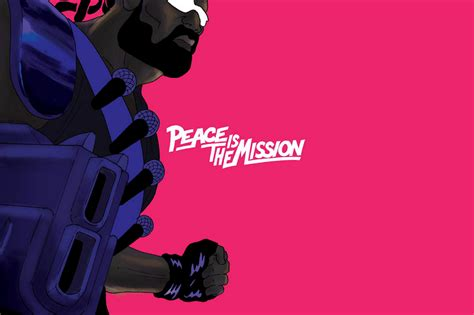 Kaos Major Lazer Peace review major lazer peace is the mission spin