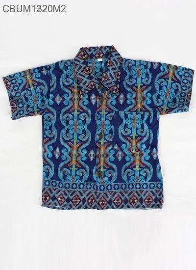 Baju Kemeja Anak baju batik anak kemeja songket 2 kemeja murah