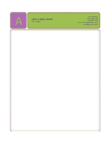 free downloadable letterhead templates 46 free letterhead templates exles free template