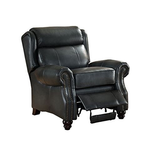 Recliner Chairs 100 by Product Reviews Buy Amax Leather Ashton 100 Leather