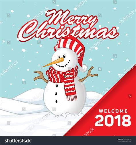 merry christmas happy  year  stock vector  shutterstock