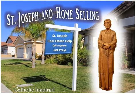 Bury St Joseph In Backyard by St Joseph And Home Selling Miracles Plus To Bury Or Not