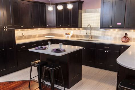 Kitchen Sinks And Cabinets sunny house kitchen remodeling