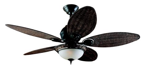 hunter ceiling fans on sale hunter caribbean breeze ceiling fan in weathered bronze